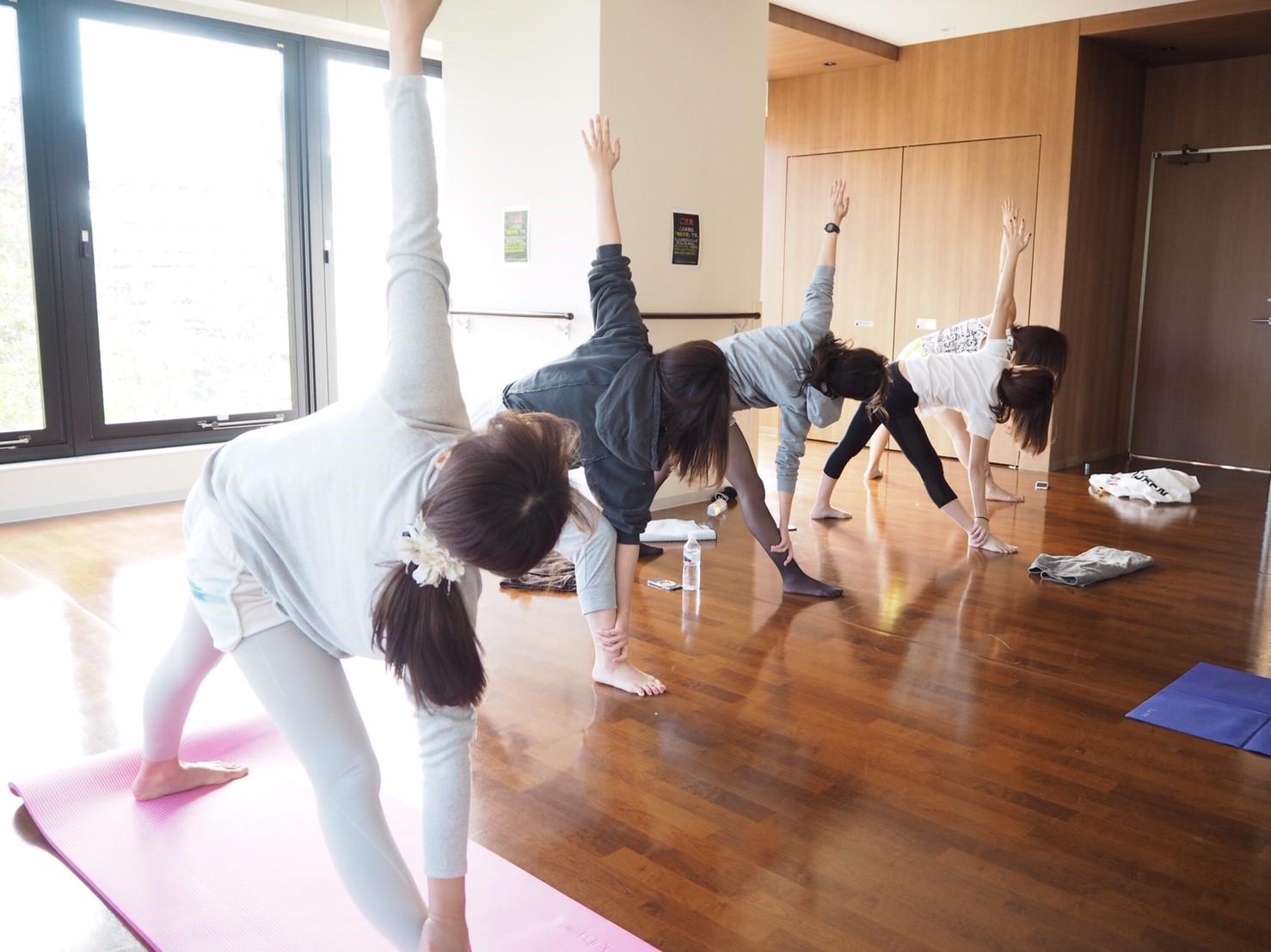 omote 朝yoga_3122