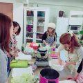 宮下美恵さんのお料理教室♫